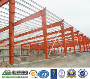 ISO Certification Steel Structure Building with Crane Beam pictures & photos