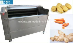 Industrial Ginger Peeling and Washing Machine pictures & photos
