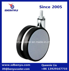 Bolt Type Furniture Caster Wheel Zinc Alloy Wheel pictures & photos