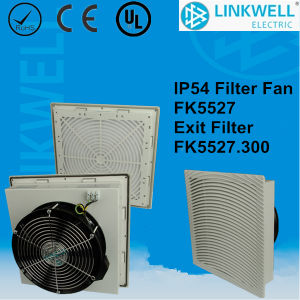 Industrial Air Cooling Fan and Filter Fk5527 pictures & photos