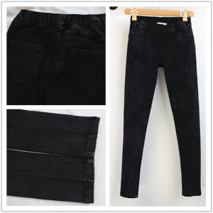 P9218 High Quality Trouser Skinny Jean Pencil Pants pictures & photos