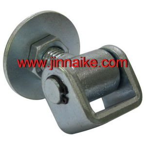 Adjustable Gate Hinge with Square Plate pictures & photos