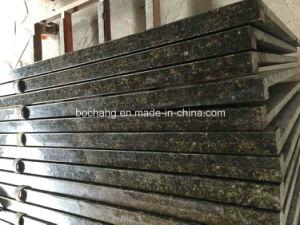 Verde Ubatuba Granite Prefab Countertop pictures & photos