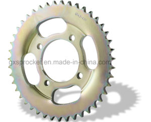 Motorcycle Transmission Part Suzuki Hj150-6D Sprocket pictures & photos