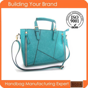 2015 China Supplier of Fashion Leather Women′s Handbags pictures & photos
