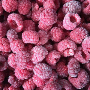 Chinese IQF Raspberry Whole and Crumble, Frozen Raspberry
