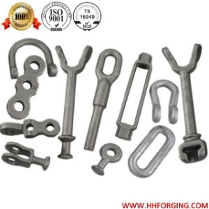 Hot Forged Electric Power Fittings and Electric Power Hardware pictures & photos