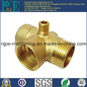 ODM High Precision Custom Brass Pipe Connector pictures & photos