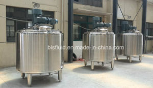 Stainless Steel Jacketed Mixing Kettle pictures & photos