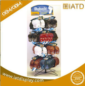 Iron Hat Display Rack for Retail Store pictures & photos
