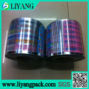 Laser, Heat Transfer Film for Cup pictures & photos