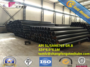 API 5L /ASTM A53 GR. B 508*15.09 ERW Carbon Steel Pipe pictures & photos
