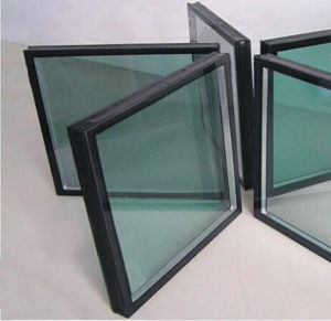 Heat Strengthened Laminated Double Glazed Glass pictures & photos