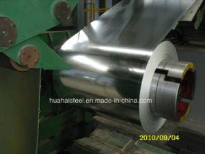Hot Dipped Galvanized Steel in Coil / Sheet (SGCC) pictures & photos