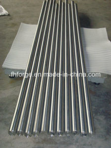 Titanium Alloy Forging Solid Pipe Bar pictures & photos