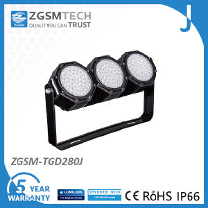 High Quality 2016 New 280W LED Stadium Lighting with IP66 pictures & photos