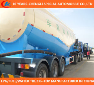 35000L 3axles Bulk Cement Semi Trailer pictures & photos