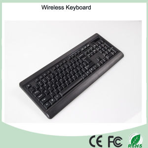 Ultra Slim Wireless Computer Keyboard(Kb-1801W0 pictures & photos