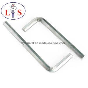 Factory Price White Zinc Plated Wrench with High Quality pictures & photos