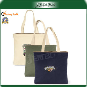 Customized Logo Printing Cotton Shopping Bag pictures & photos