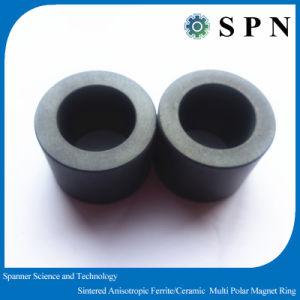 Permanent Ferrite/ Ceramic / Anisotropic Magnet Rings pictures & photos