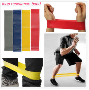 Good Looking Loop Resistance Bands Popular All Over The World pictures & photos