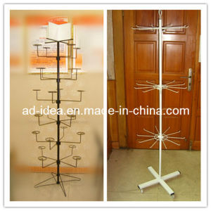 Rotary Metal Display / Sign Holder Display Stand (RACK-022) pictures & photos