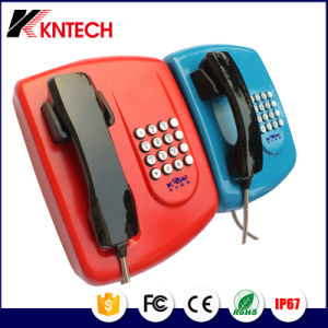 Access Control System Auto Dial Emergency Bank Phone Knzd-04 pictures & photos