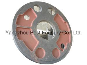 Ductile Sand Iron Casting Motor Flange