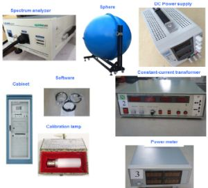 1.5m Spectroradiometer LED Lumen Tester for Test CRI Lux and Color Temperature pictures & photos