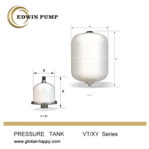 Vt/Xy Fixed Membrane Expansion tank pictures & photos