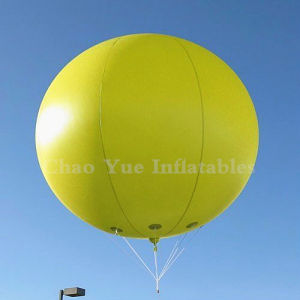2.5m Yellow Advertising Inflatable Balloon for Outdoor Event pictures & photos