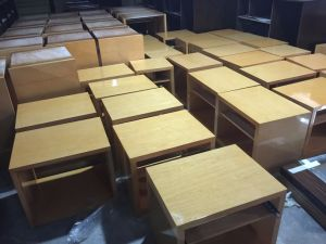 Hotel Furniture/Chinese Furniture/Standard Hotel King Size Bedroom Furniture Suite/Hospitality Guest Room Furniture (GLB-0109833) pictures & photos