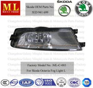 Car Parts Fog Light for Skoda Octavia From 2012 (5E0941701) pictures & photos