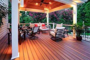 Greener Wood Outdoor Floor and Wall Ceiling pictures & photos