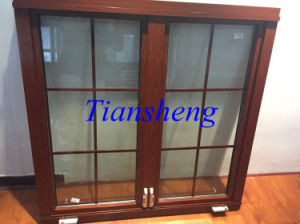 American Style Aluminum Swing Window pictures & photos