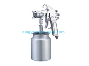 1000ml Aluminium Paint Cup Suction Paint Spray Gun pictures & photos