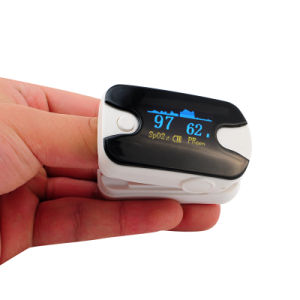 Ce Approved Color OLED Fingertip Pulse Oximeter (RPO-8B3) -Fanny pictures & photos