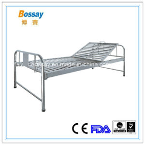 Ce ISO Approved S. S Manual Bed for Sale pictures & photos