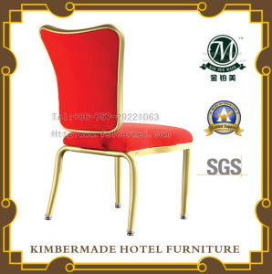 Wholesale Golden Wood Stackable Event Chair Banquet Chair (AC12019-1)