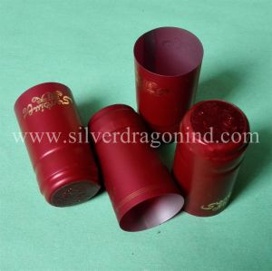 Custom PVC Shrink Capsules for Liquid. pictures & photos