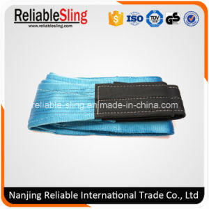 5 Ton Durable Pes Double Layer Eye Eye Lifting Belt Sling pictures & photos