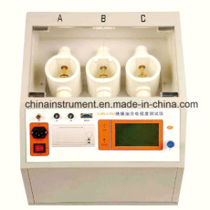 Oil Breakdown Voltage Tester Bdv Testing Instrument pictures & photos
