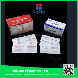 Ce&ISO Certificated Medical Injection Sterile Alcohol Pad pictures & photos