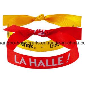Festival Promotional Cheap Custom Woven Bracelet pictures & photos