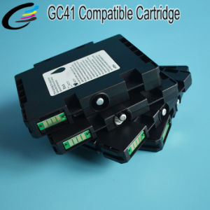 Wholesale Ricoh Gc41 Compatible Ink Cartridge for Ipsio Sg7100 / Sg3100 / Sg2100 / Sg2010L Printer Cartridges with Sublimation Ink Refill pictures & photos