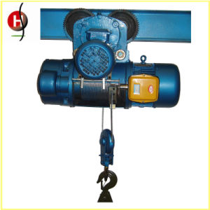 Best Performance CD1 Series Electric Wire Rope Hoist pictures & photos