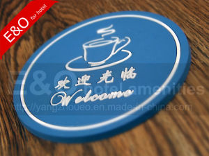 Good Quality Waterproof Hotel PVC Coaster/Plastic Lid/Plastic Mat pictures & photos