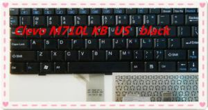 Mechanical Keyboard for Clevo M710L M720 pictures & photos