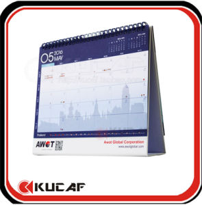 Full Color Printed Table Calendar Monthly Desk Calendar pictures & photos